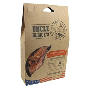 Alcott Uncle Ulrick's Sweet Potatoe Strips - 7 OZ - Sweet Potato
