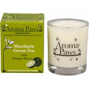 Aroma Paws Aroma Paws Mandarin Green Tea CANDLE