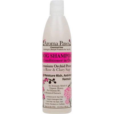 Aroma Paws Aroma Paws Geranium Shampoo 13.5oz
