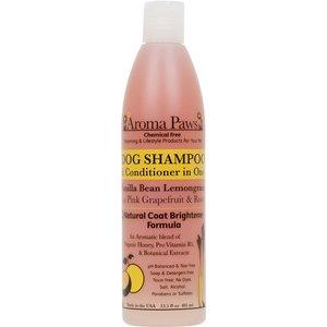Aroma Paws Aroma Paws Vanilla Lemongrass Shampoo 12oz