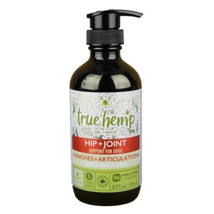 True Hemp True Hemp Hip and Joint Oil 8OZ