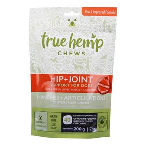 True Leaf True Hemp Hip and Joint Treats 7oz