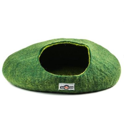 Yeti Corporation Yeti Pet Cave Cat Green