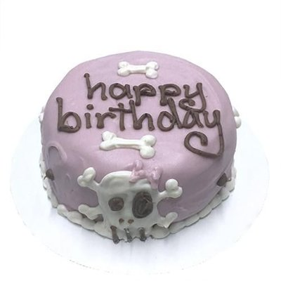Bubba Rose BUBBA ROSE Birthday Cake Pink Punk Rock Skull