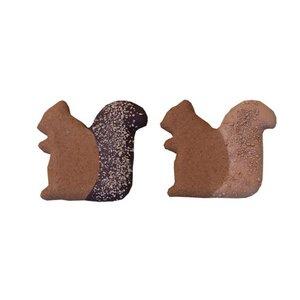 preppy puppy PP Bakery Squirrel