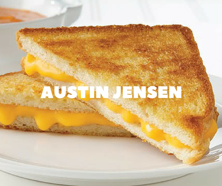 Austin Jensen Skateboarding grilled cheese