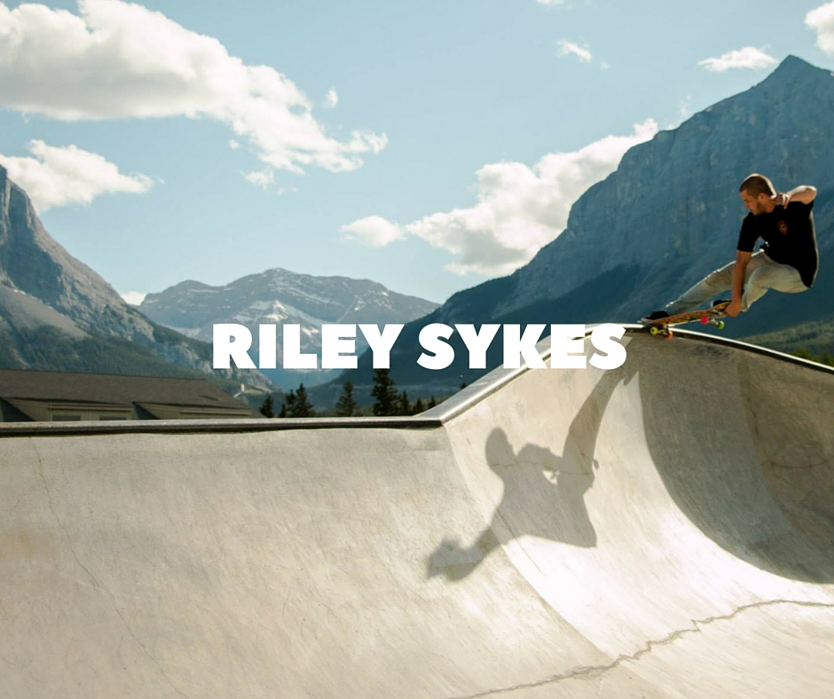 Riley Sykes Skateboarding