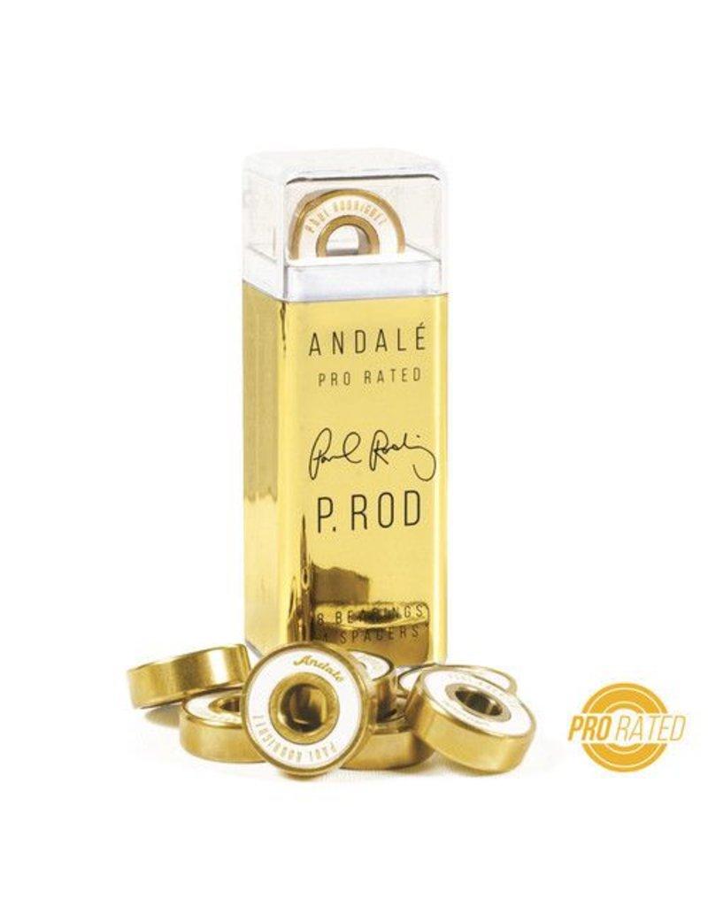 Andale PRod Pro Bearings