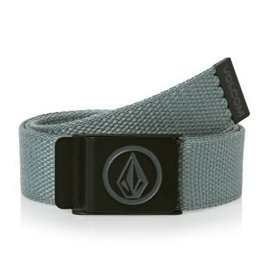 Volcom Volcom Circle Web Belt Grey