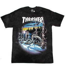 Thrasher Thrasher 13 Wolves T-Shirt