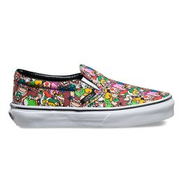 Vans Vans Kids Slip Nintendo Slip-On Shoes