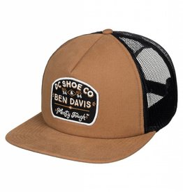 Dc DC Tough Trucker Hat