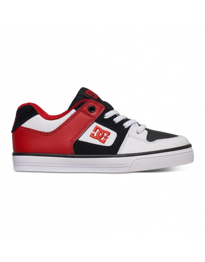 Dc DC Pure Elastic Kids Shoes