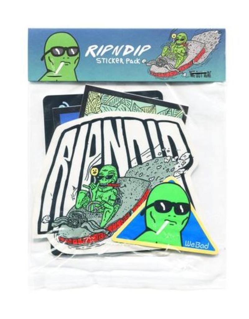 Rip N Dip Rip N Dip Sticker Pack