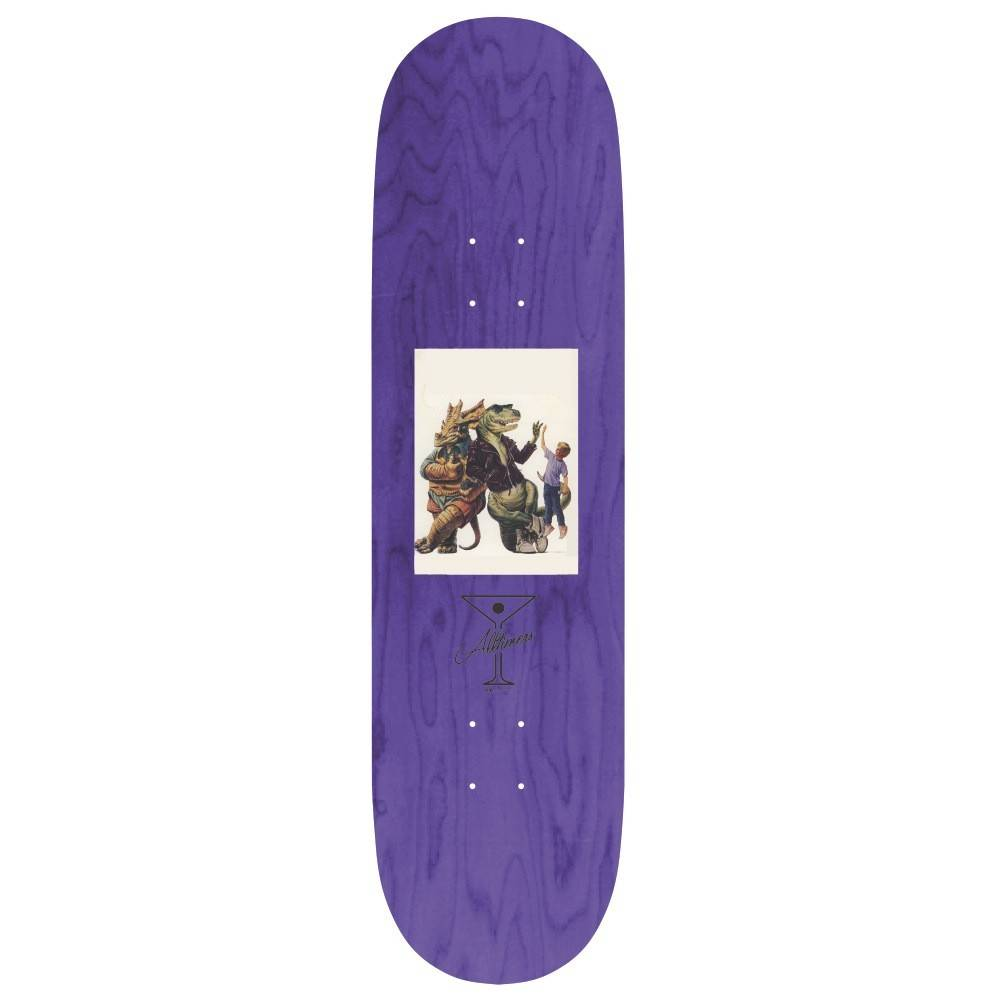 alltimers dinos deck top plys
