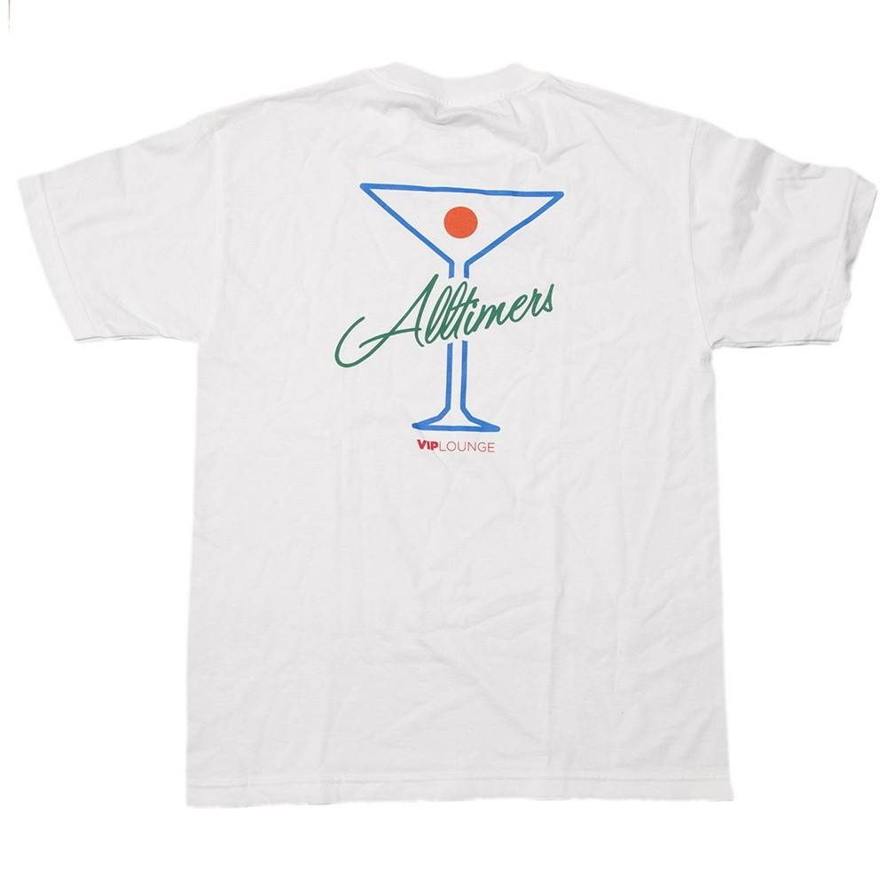alltimers league players t-shirt