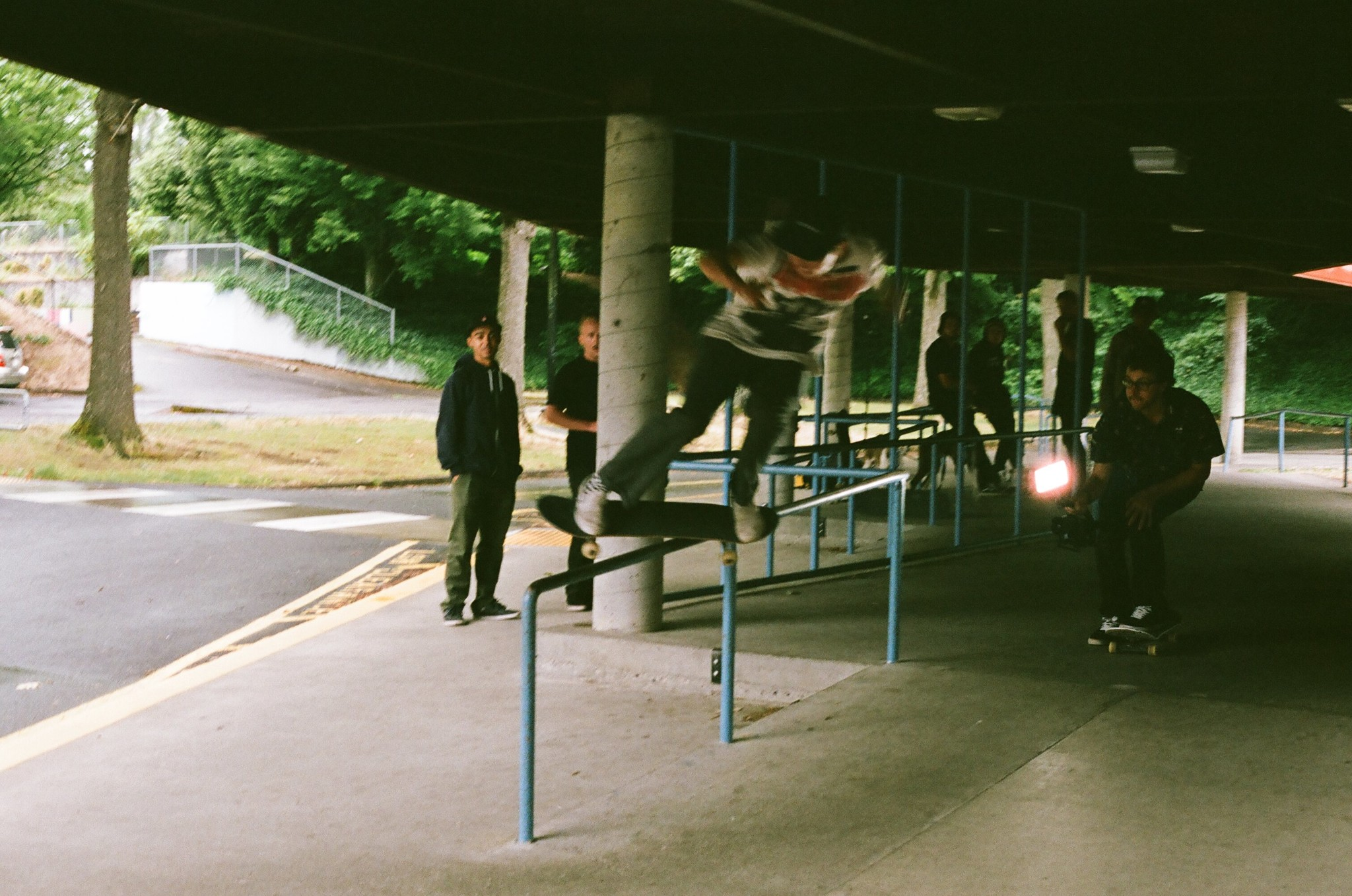 austin jensen feeble in Portland, Oregon