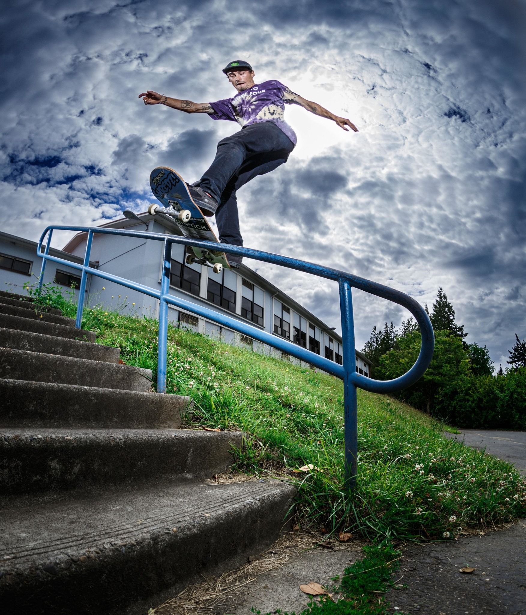 Steve Graham Front Board In Portland