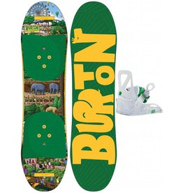 Burton Burton After School Special Snowboard Package