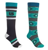 Burton Burton Weekend 2Pack Socks