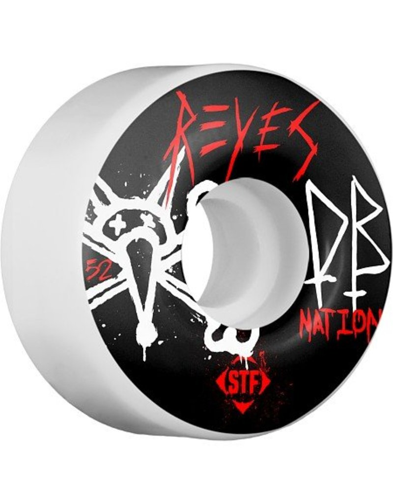 Bones Bones Reyes Pro Wheels STF V4 (52mm)
