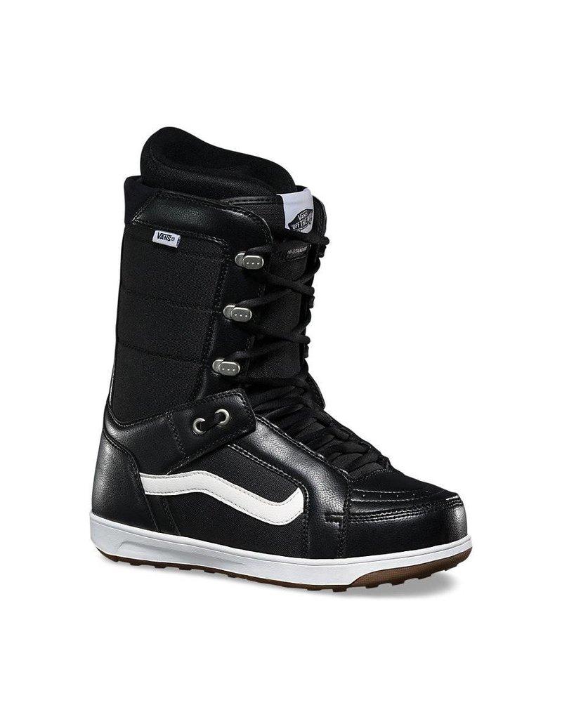Vans Hi Standard Snowboard Boots Black/White Canada