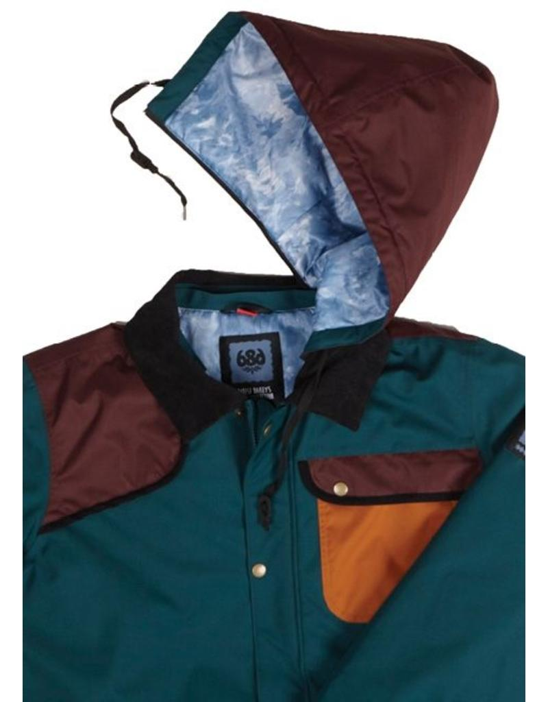 686 686 Forest Bailey Cosmic Happy Insulated Jacket