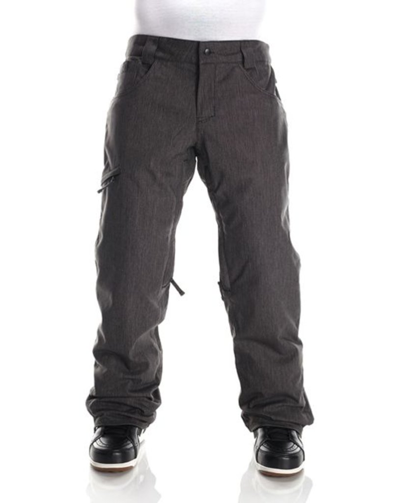 686 686 Authentic Raw Insulated Snowpants