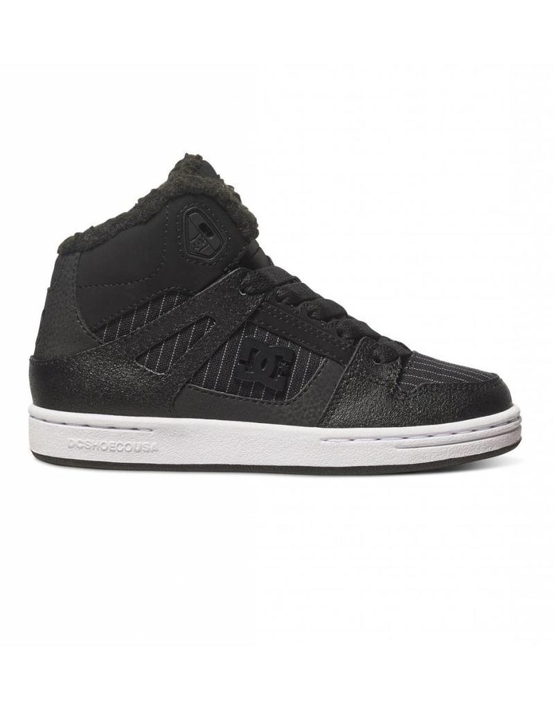 Dc DC Rebound Winter Boys Shoes