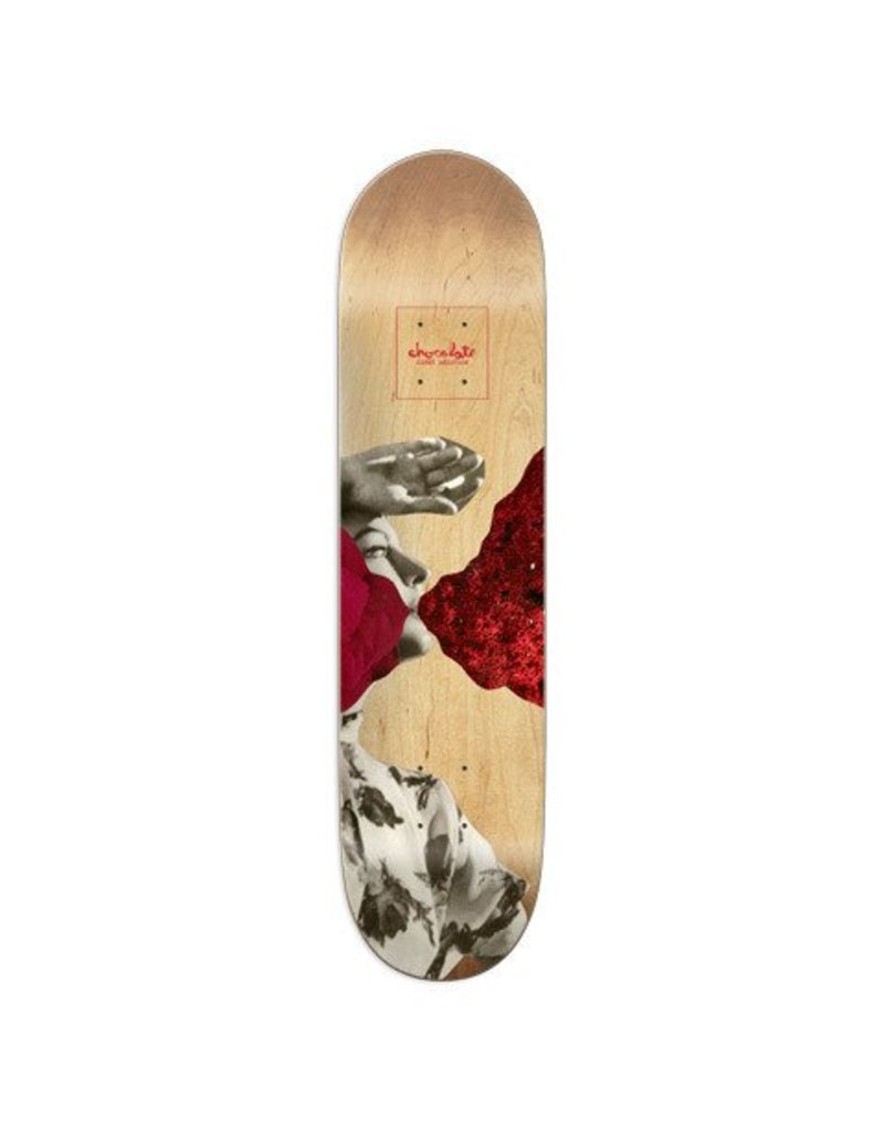 Chocolate Chocolate Dru Collage Deck Anderson 8.125