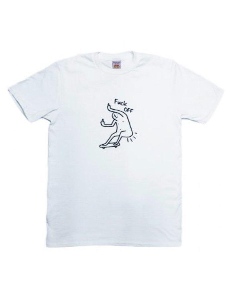 Leon Karssen Leon Karssen Fuck Off T-Shirt