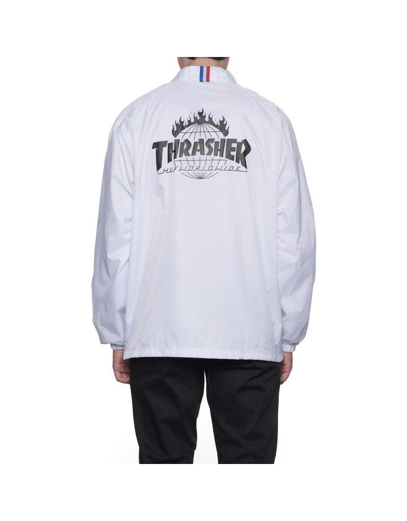 Thrasher Huf X Thrasher TDS Coaches Jacket