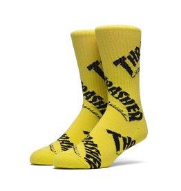 Thrasher HUF x Thrasher TDS Crew Socks