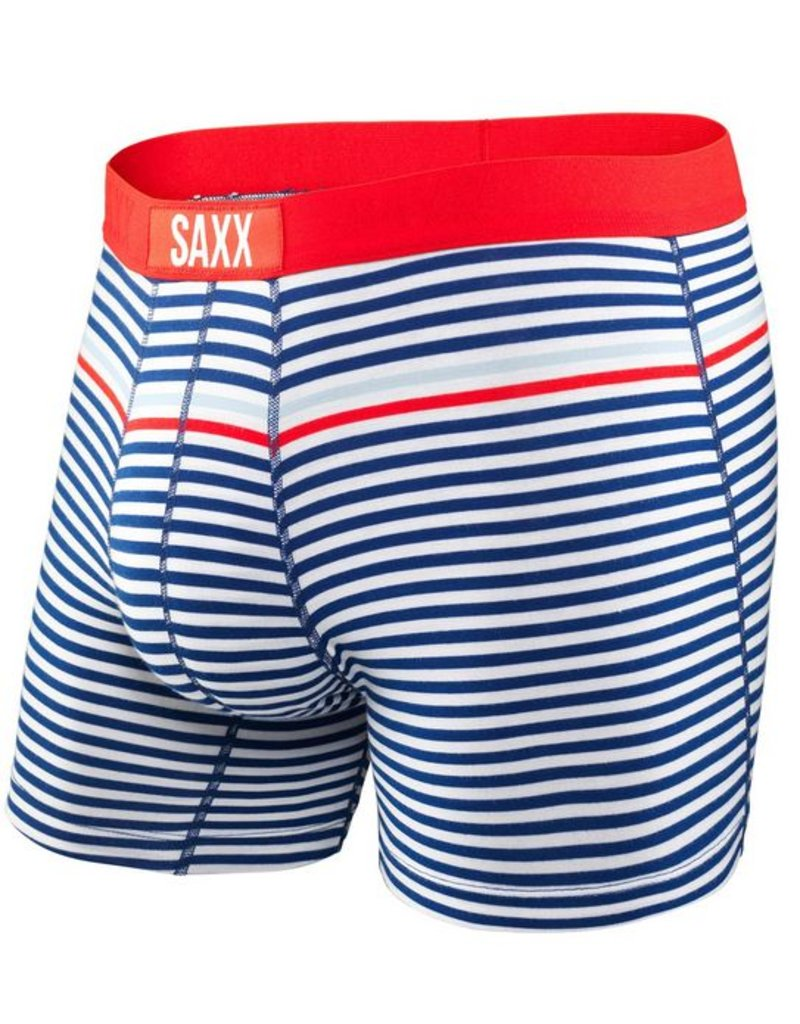 Saxx Underwear Navy Stripe