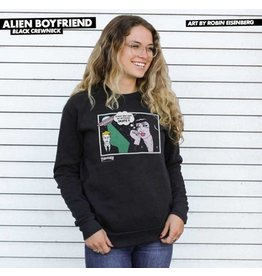 Thrasher Thrasher Girls Alien Boyfriend Crewneck Sweater