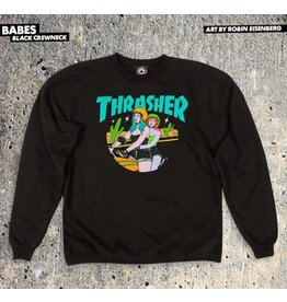 Thrasher Thrasher Babes Crewneck Sweater