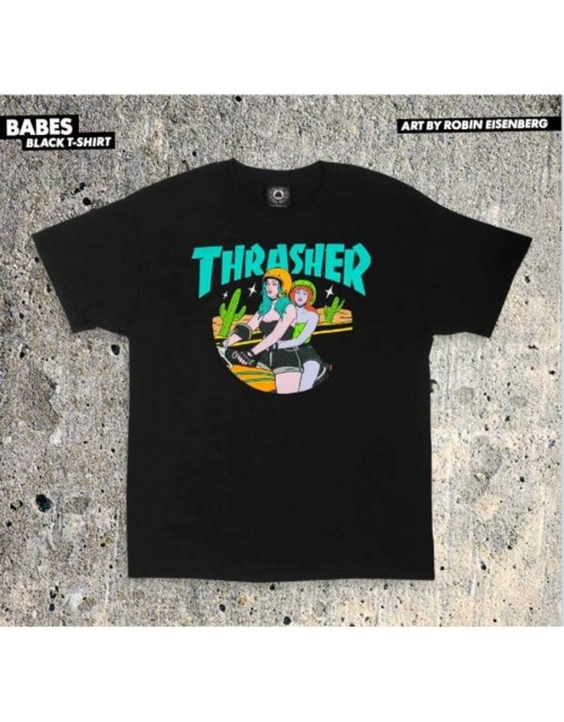 Thrasher Thrasher Babes T-Shirt