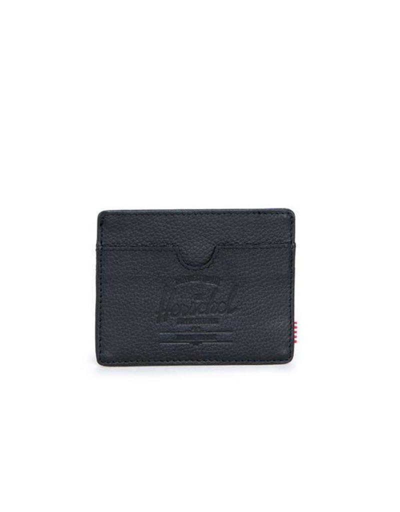 Herschel Herschel Supply Charlie Leather Cardholder Wallet