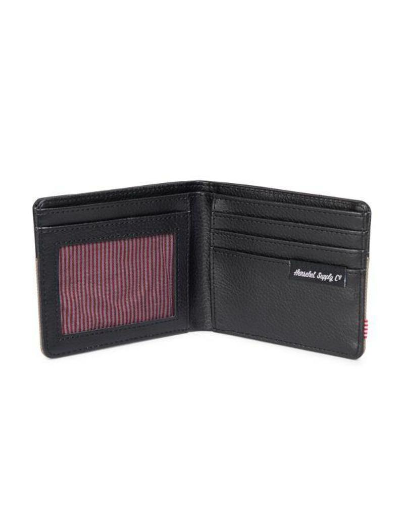 Herschel Herschel Hank Wallet (Lead/Black)