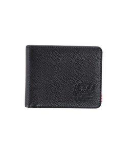 Herschel Herschel Hank Leather Wallet (black)