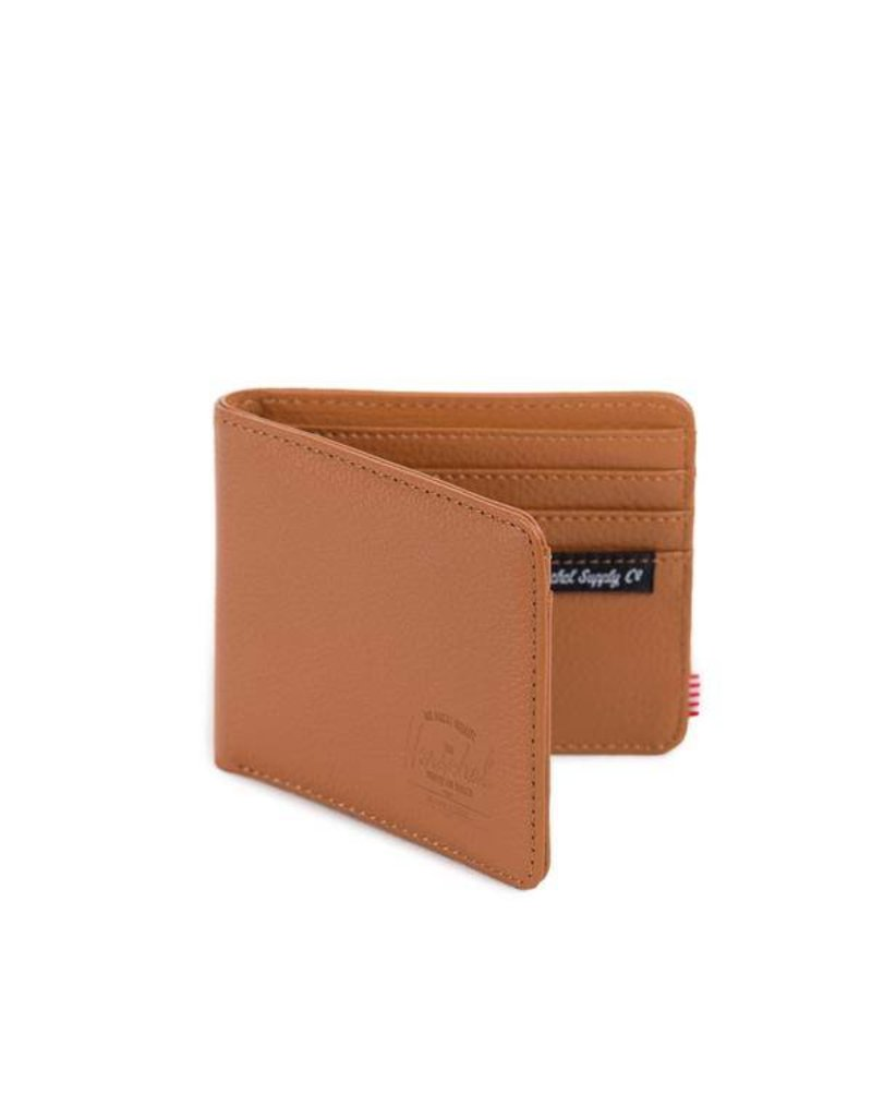 Herschel Herschel Hank Leather Wallet (tan)