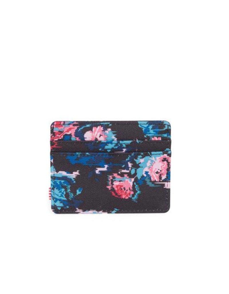 Herschel Herschel Charlie Wallet (Floral Blur)