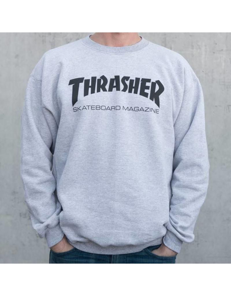 Thrasher Thrasher Skate Mag Crew Neck Sweater