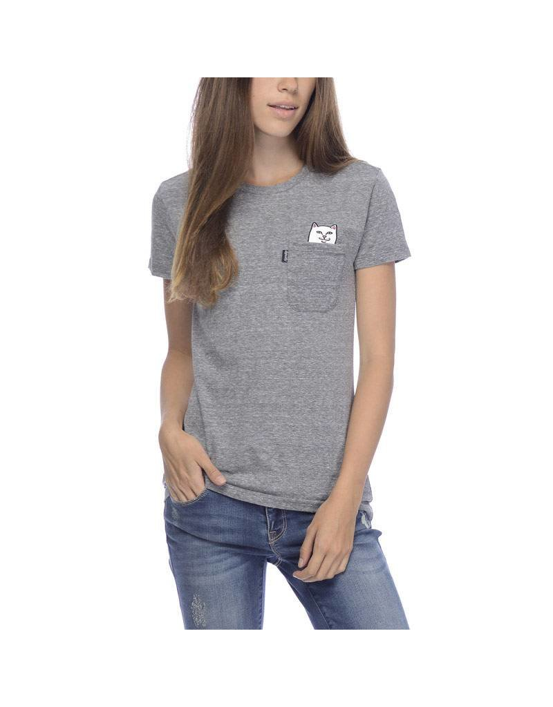 Rip N Dip Rip N Dip Women's Lord Nermal Pocket T-Shirt