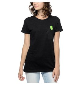 Rip N Dip Rip N Dip Women's Alien Pocket T-Shirt
