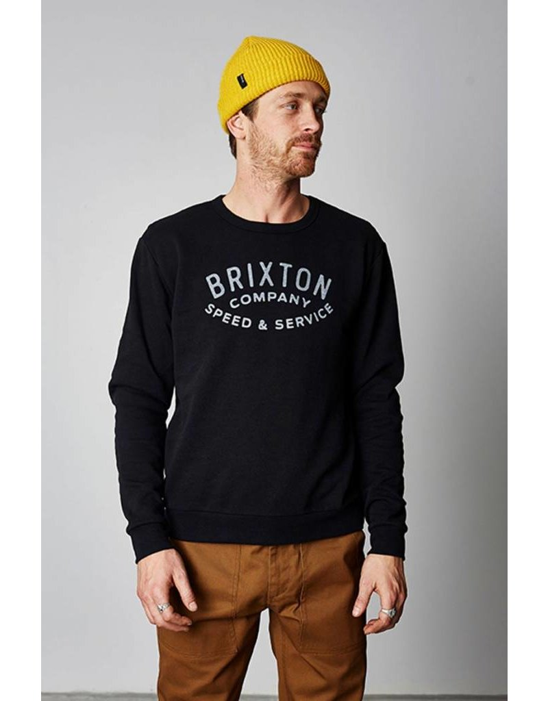 Brixton Brixton Gasket Crew Fleece