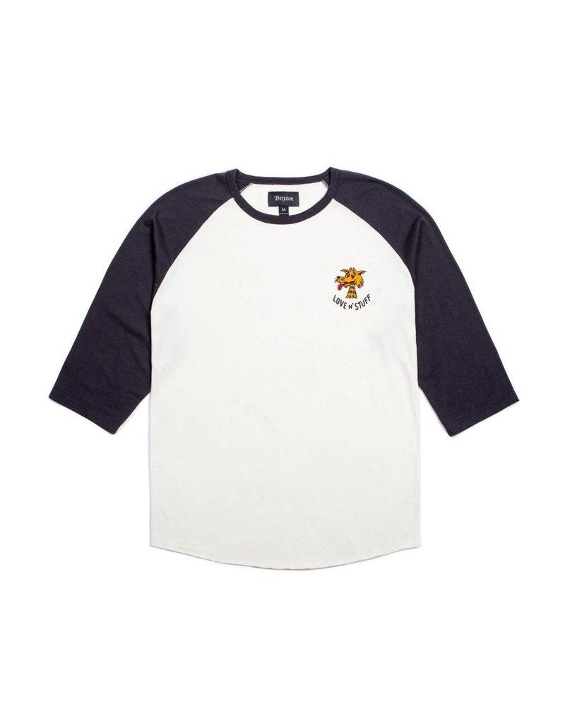 Brixton Brixton Lovin 3/4 Sleeve T-Shirt