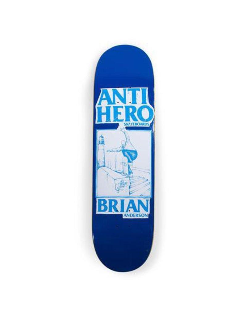 Anti Hero Anti Hero Lance X BA Deck 8.38
