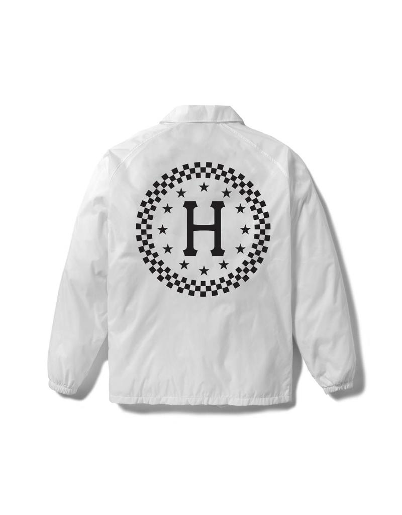Huf Huf Checkered Coaches Jacket