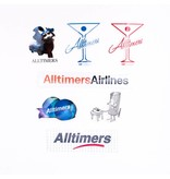 Alltimers Alltimers Sticker Pack